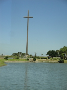 Cross at Mission de Nombre de Dios St. Augustine, Florida