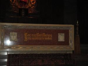 St Clements Altar