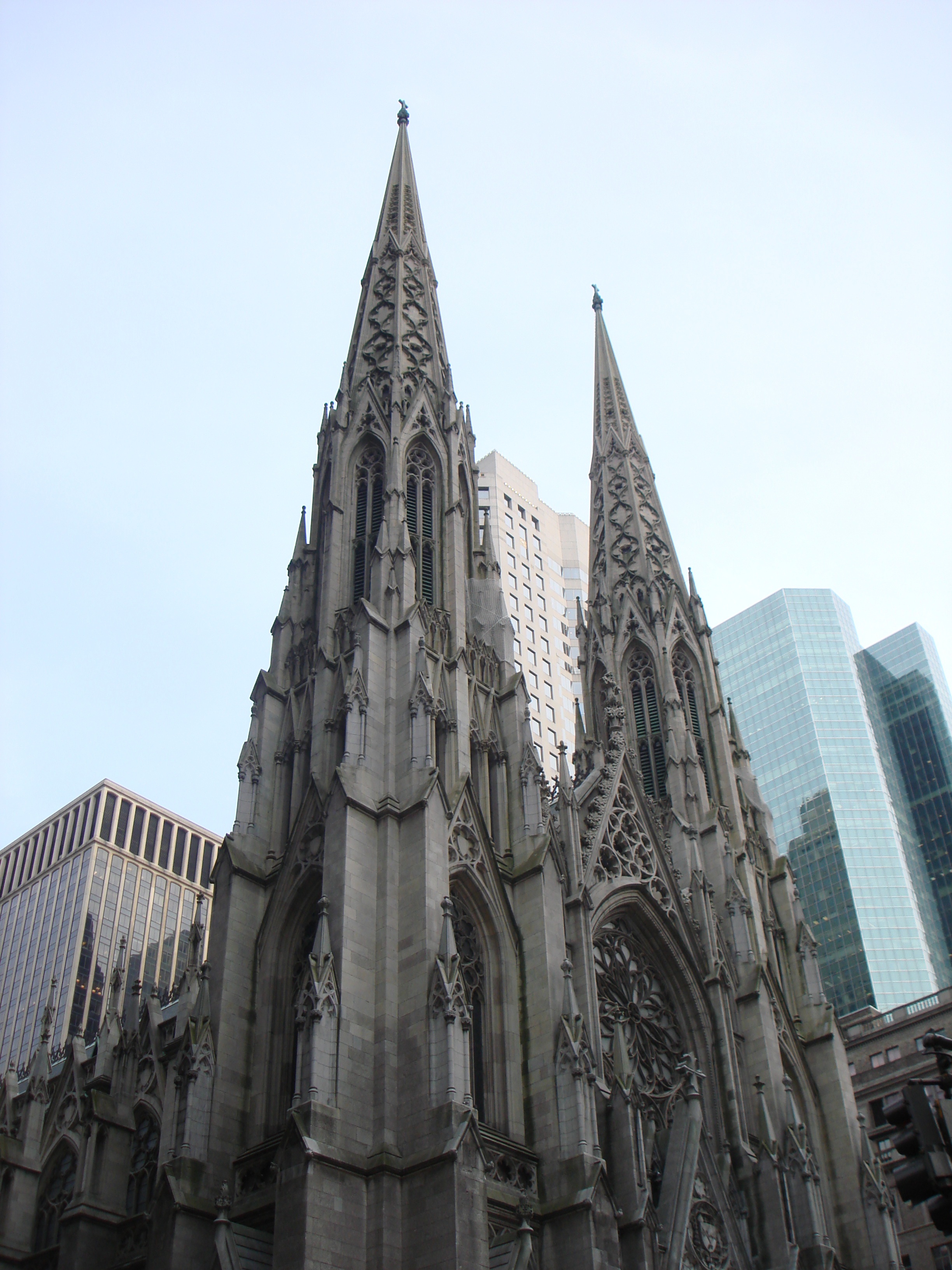 st patrick s cathedral new york catholic pilgrimage sites