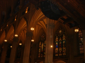 St. Patricks Cathedral Stained Glass Windows