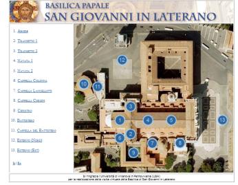 St. John Lateran Virtual Tour