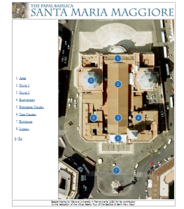 St. Mary Major Virtual Tour