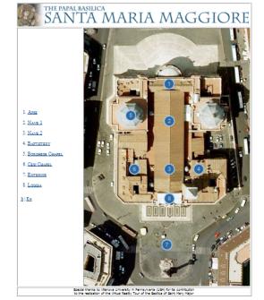 St. Mary Major Virtual Tour