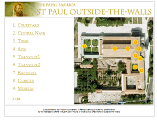 St. Paul Outside the Walls Virtual Tour