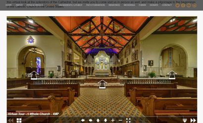 Cathedral Basilica of St Augustine Virtual Tour St Augustine Florida Catholic Pilgrimage Sites