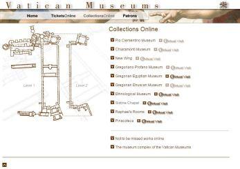 Vatican Museum Virtual Tour