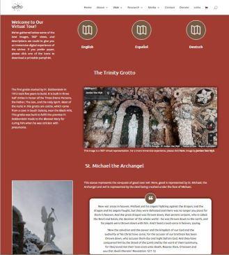 West Bend Grotto Virtual Tour
