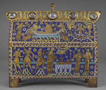 Casket of St Thomas Becket on Display Feb to April 2016