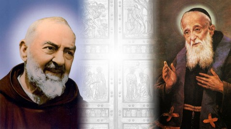 Relics of Padre Pio & St. Leopold Mandic in Rome for Public Veneration February 3-11 2016