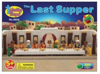 The Last Supper Building Block Set