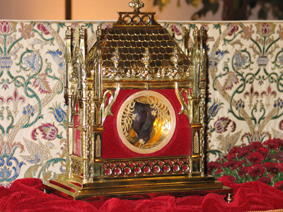 Incorrupt Heart of St John Vianney Visiting the United States Catholic Pilgrimage Sites