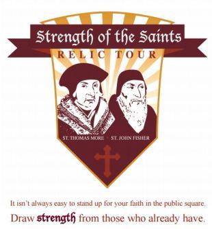 Strength of the Saints Relic Tour the Minnesota Catholic Conference Catholic Pilgrimage Sites