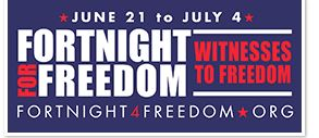 fortnight for freedom St Thomas More & St. John Fisher Relic Tour
